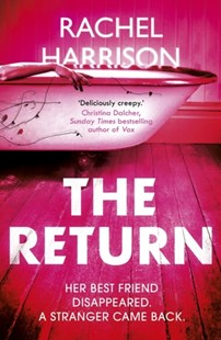 Return by Rachel Harrison (9781529352009) - PaperBack - Crime Mystery & Thriller