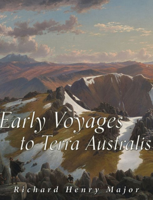 (ebook) Early Voyages to Terra Australis