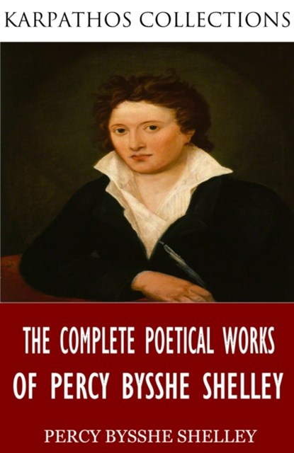 (ebook) Complete Poetical Works of Percy Bysshe Shelley