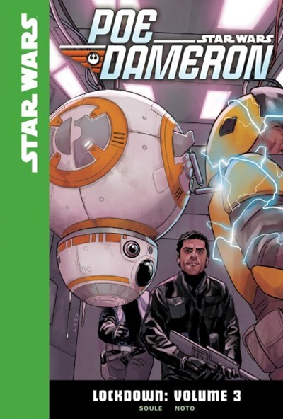 Star Wars Poe Dameron Lockdown 3