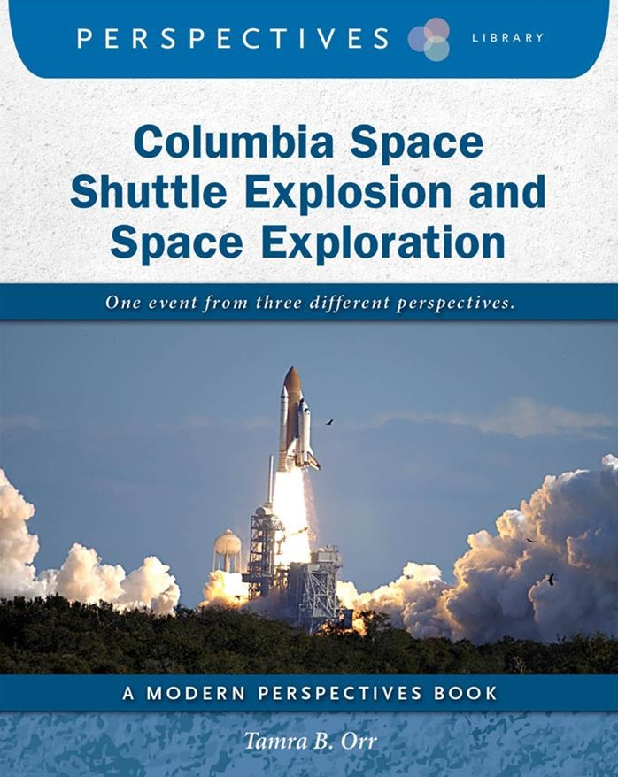 Columbia Space Shuttle Explosion