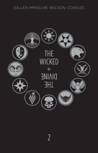 Wicked + The Divine Book 2