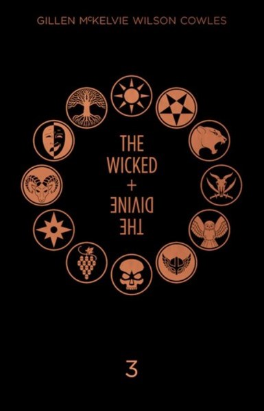 The Wicked + the Divine Year Three