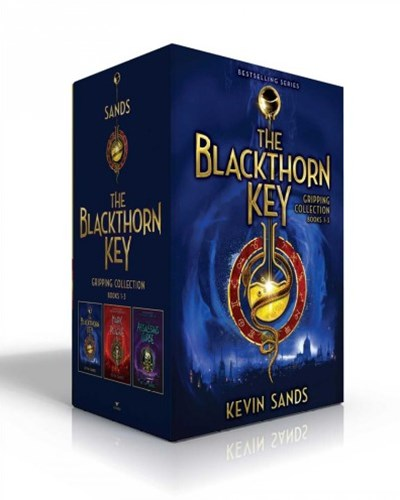 The Blackthorn Key Gripping Collection