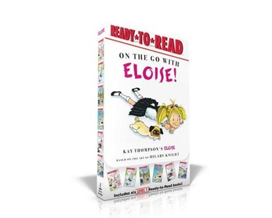 On the Go with Eloise! by Kay Thompson, Hilary Knight (9781534450547) - PaperBack - Children's Fiction