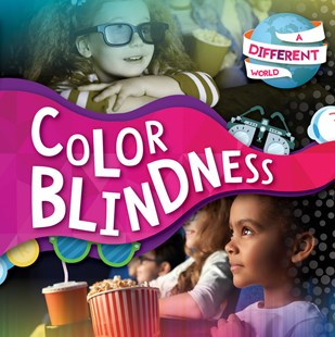 Color Blindness by Robin Twiddy (9781534538382) - HardCover - Non-Fiction Family Matters