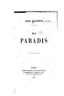 Mes Paradis by Jean Richepin (9781535133678) - PaperBack - Modern & Contemporary Fiction General Fiction