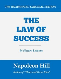 The Law of Success by Napoleon Hill (9781535172318) - PaperBack - Self-Help & Motivation Inspirational