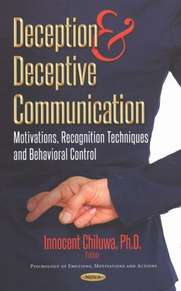 Deception and Deceptive Communication