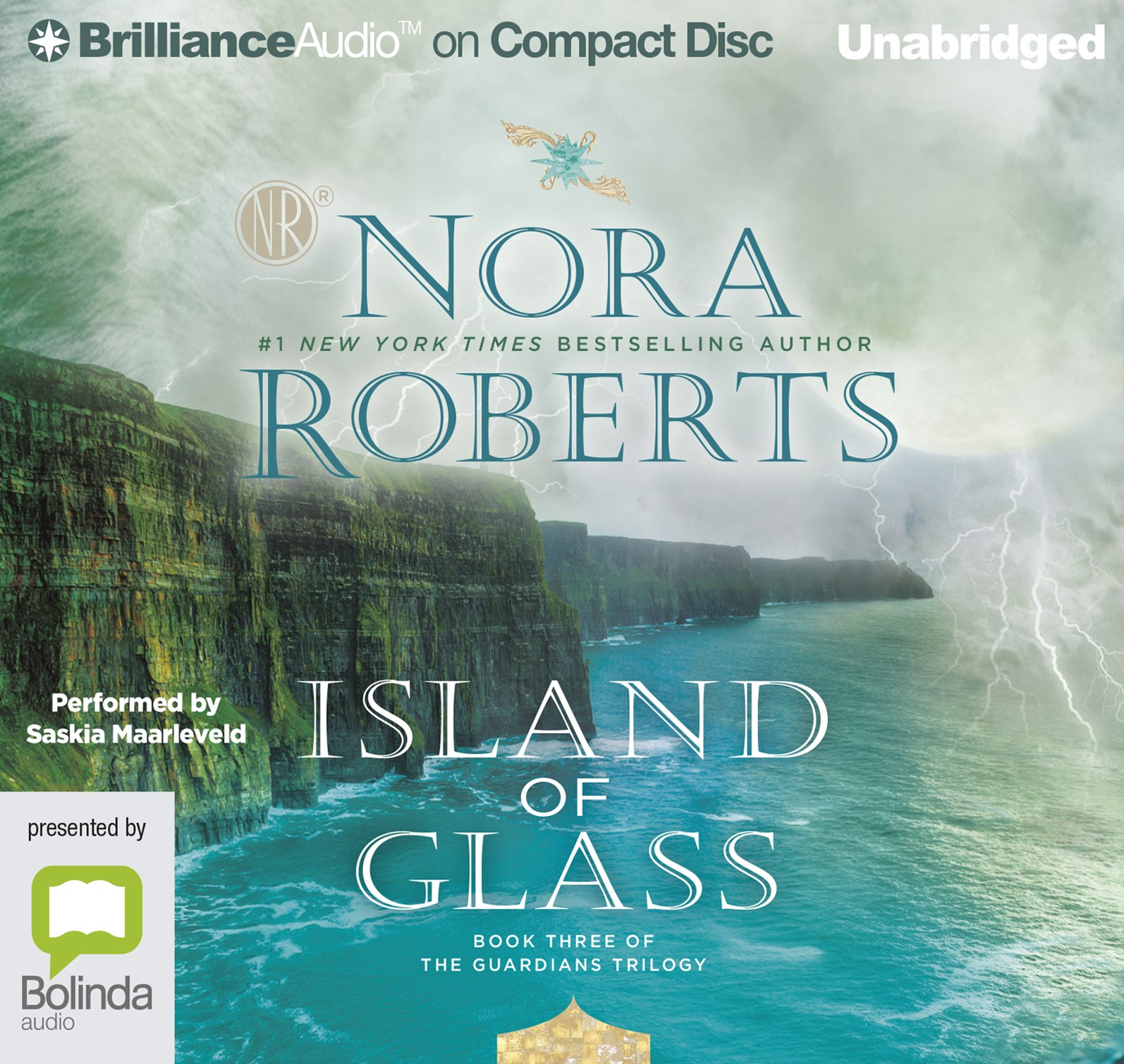 ISLAND OF GLASS CD