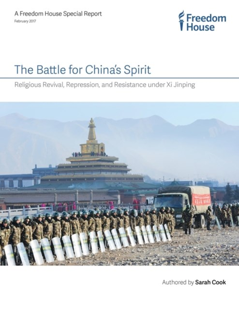 (ebook) Battle for China's Spirit