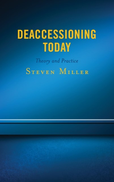 (ebook) Deaccessioning Today