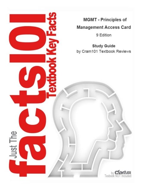 (ebook) MGMT - Principles of Management Access Card