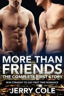 More Than Friends by Jerry Cole (9781540543370) - PaperBack - Romance Modern Romance