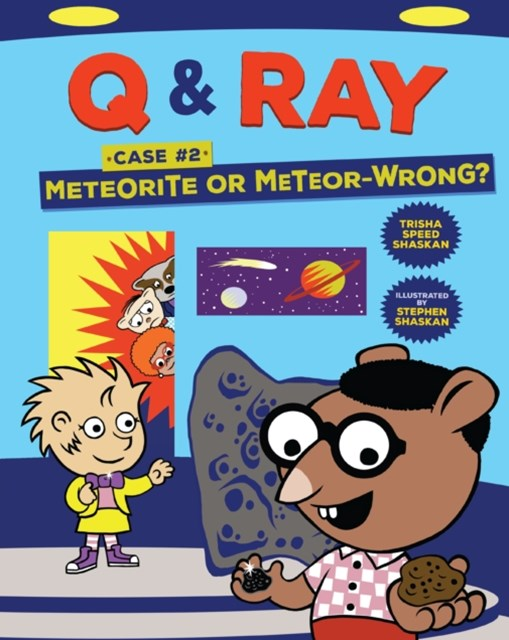 (ebook) Meteorite or Meteor-Wrong?