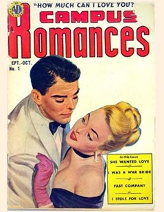 Campus Romances How Much I Love You by Walter Johnson, Pie Parker (9781545354636) - PaperBack - Graphic Novels Comics