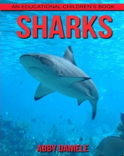 Sharks! an Educational Children's Book About Sharks With Fun Facts & Photos by Abby Daniele (9781547110629) - PaperBack - Non-Fiction Animals