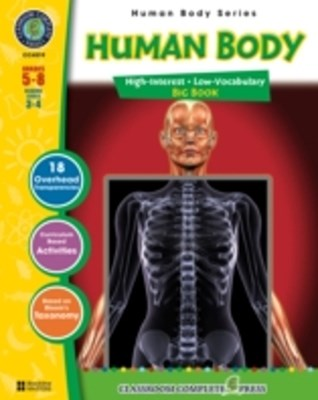 Human Body Big Book Gr. 5-8