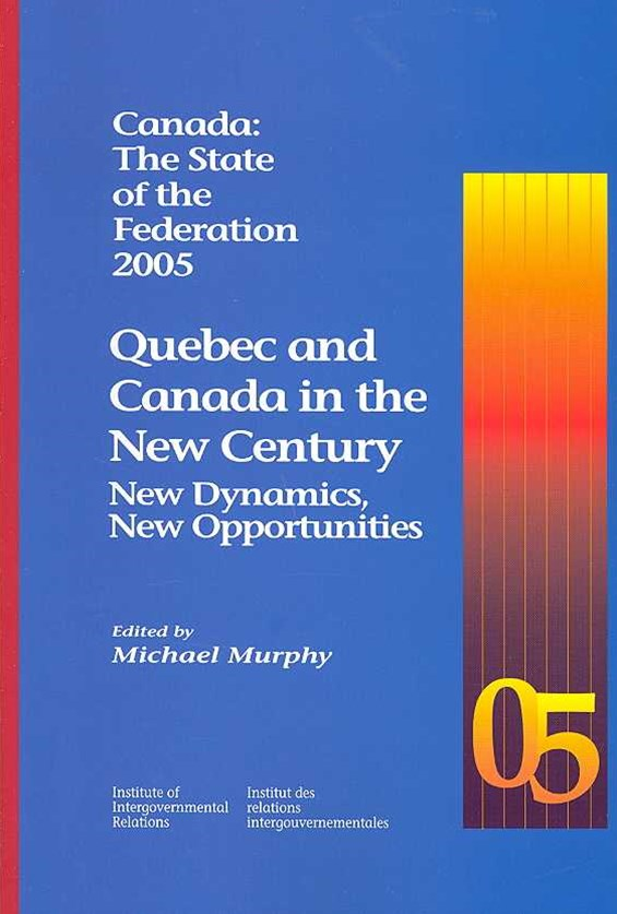 Quebec and Canada in the New Century
