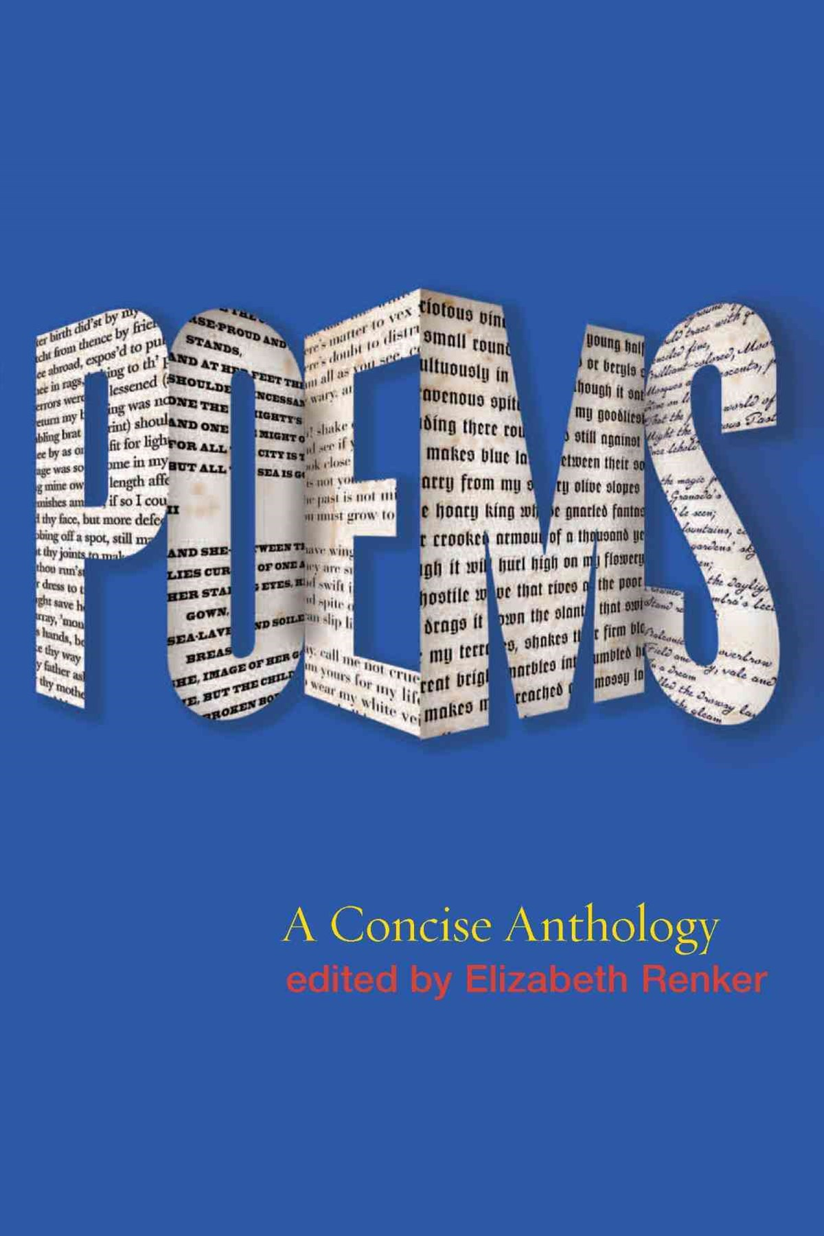 Poems: a Concise Anthology