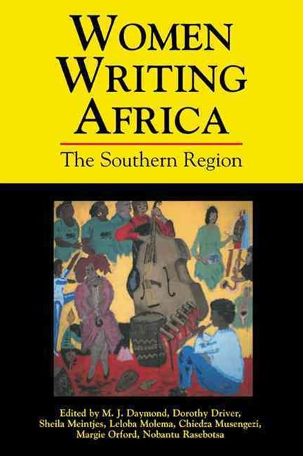 Women Writing Africa - The Southern Region