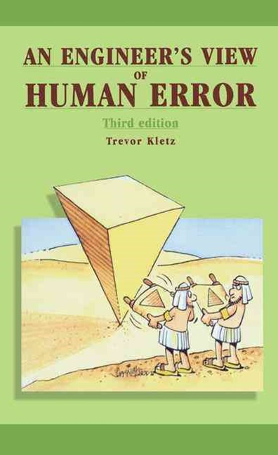 Engineer's View of Human Error