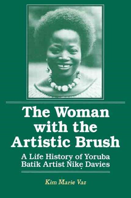 The Woman with the Artistic Brush