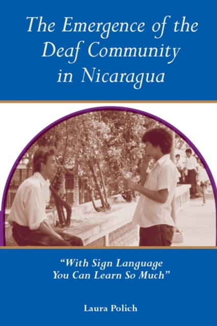 (ebook) Emergence of the Deaf Community in Nicaragua