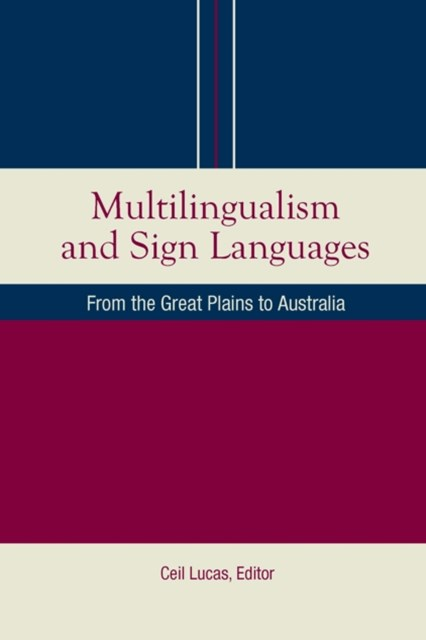 (ebook) Multilingualism and Sign Languages