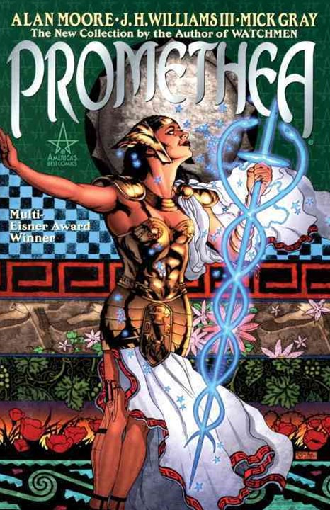 Promethea, Book 1