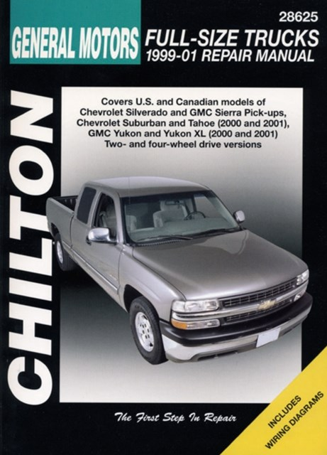 Gm Full-Size Trucks, 1999-06 Repair Manual