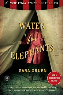 Water for Elephants by Sara Gruen (9781565125605) - PaperBack - Historical fiction