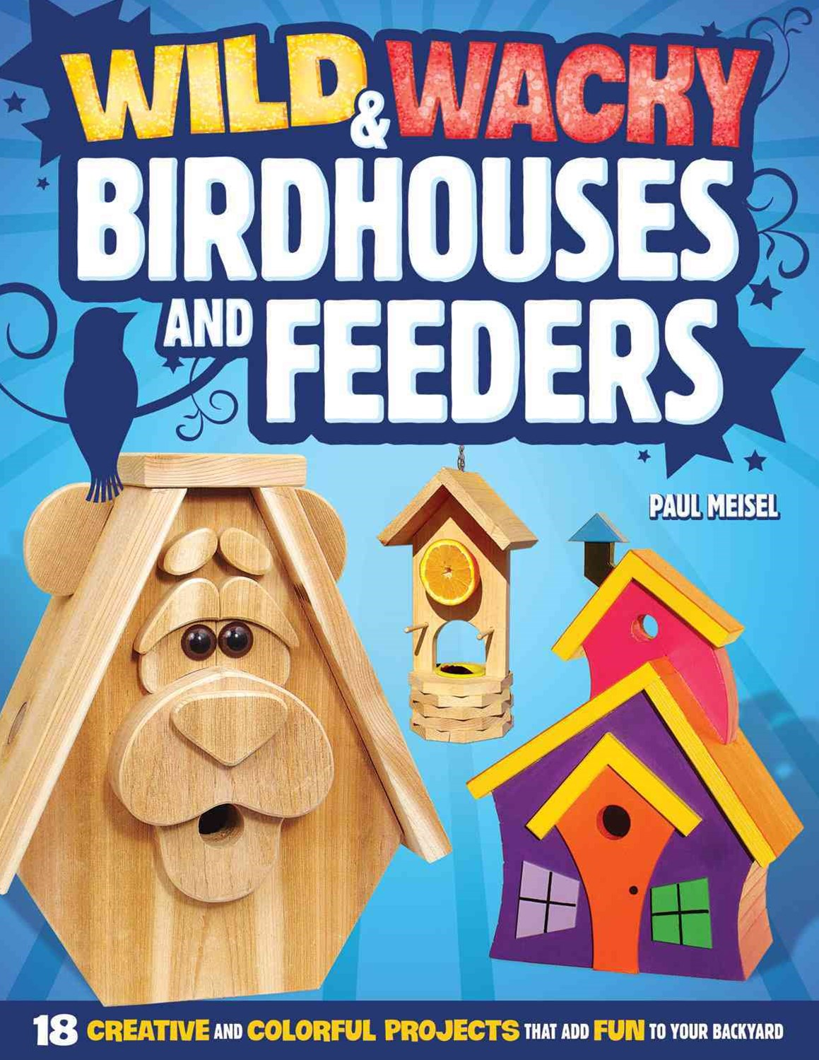 Wild and Wacky Birdhouses and Feeders