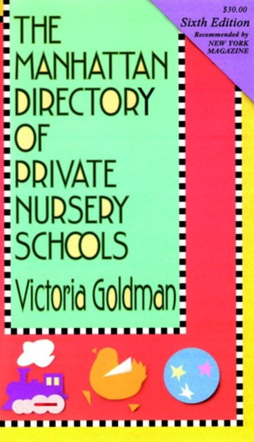 (ebook) Manhattan Directory of Private Nursery Schools, 6th Ed.