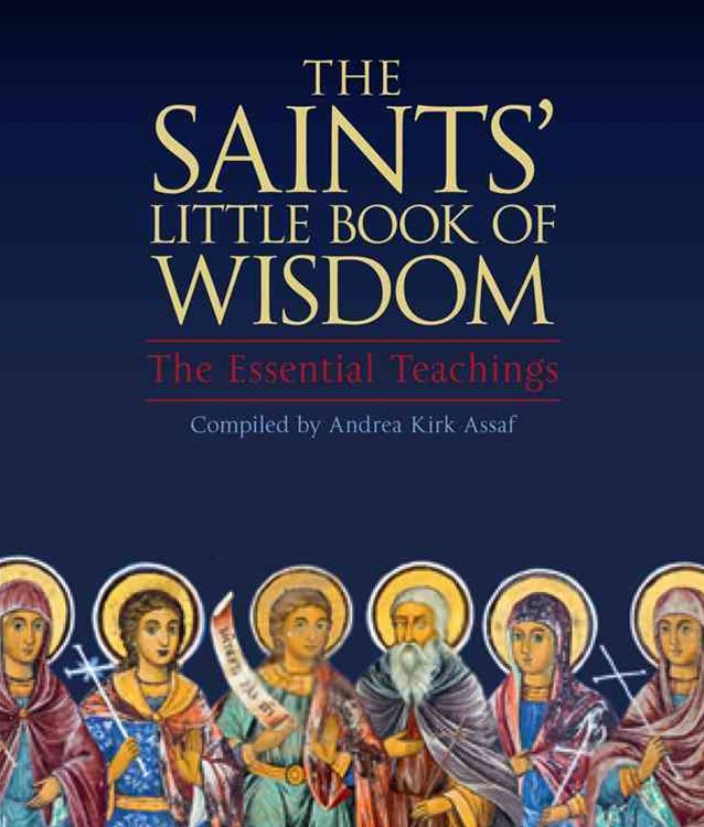 The Saints' Little Book of Wisdom