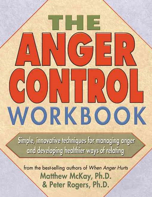Anger Control Workbook