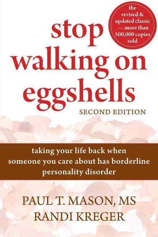 Stop Walking On Eggshells 2nd Edn