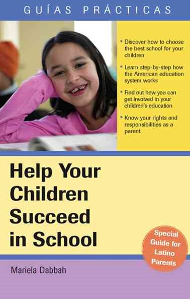 Help Your Children Succeed in School