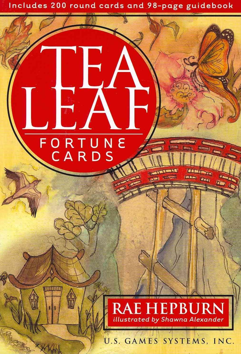Ic: Tea Leaf Fortune Cards