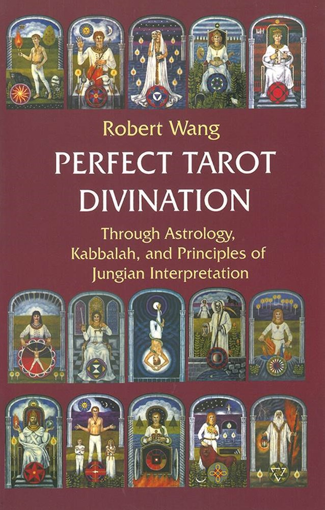 Volume 3: Perfect Tarot Divination