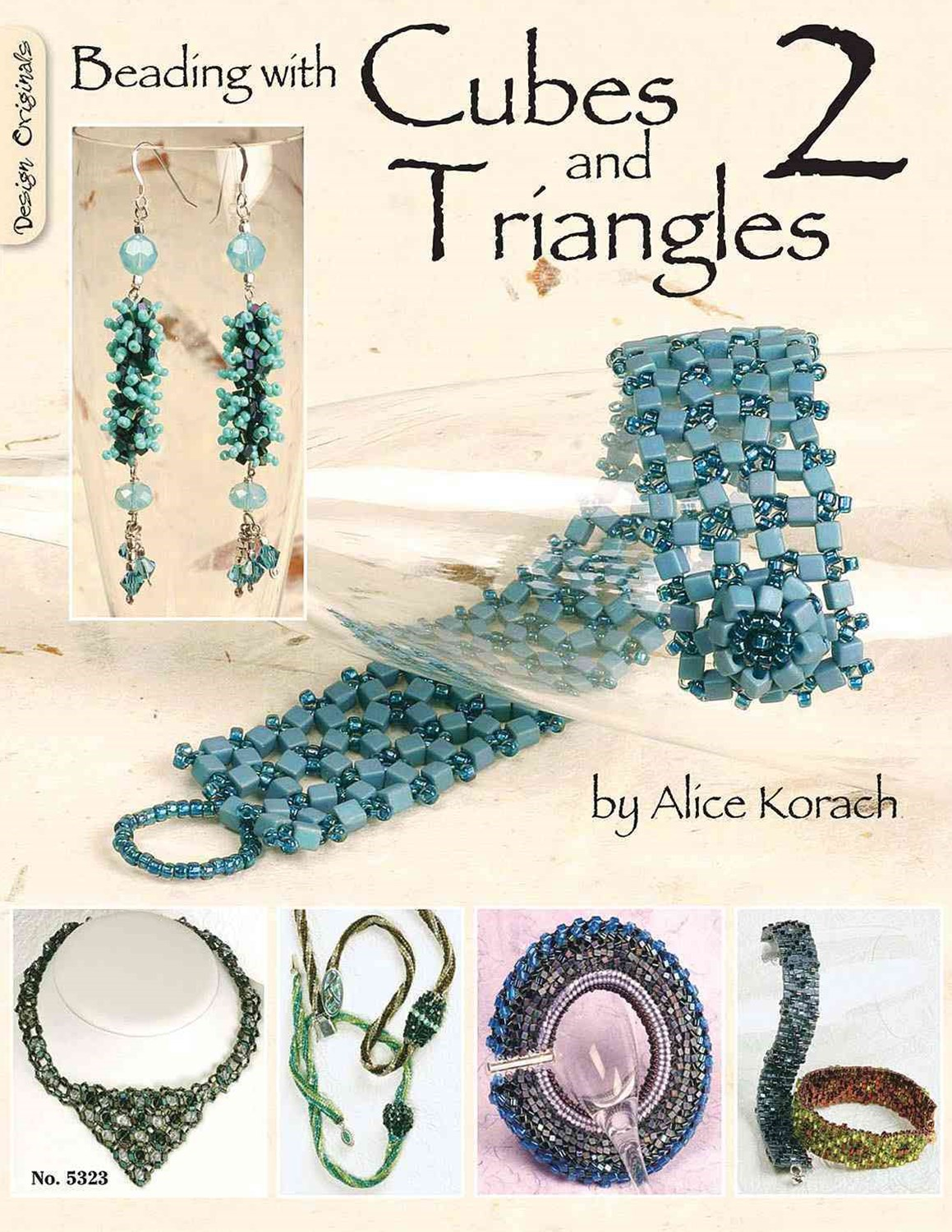 Beading with Cubes and Triangles 2