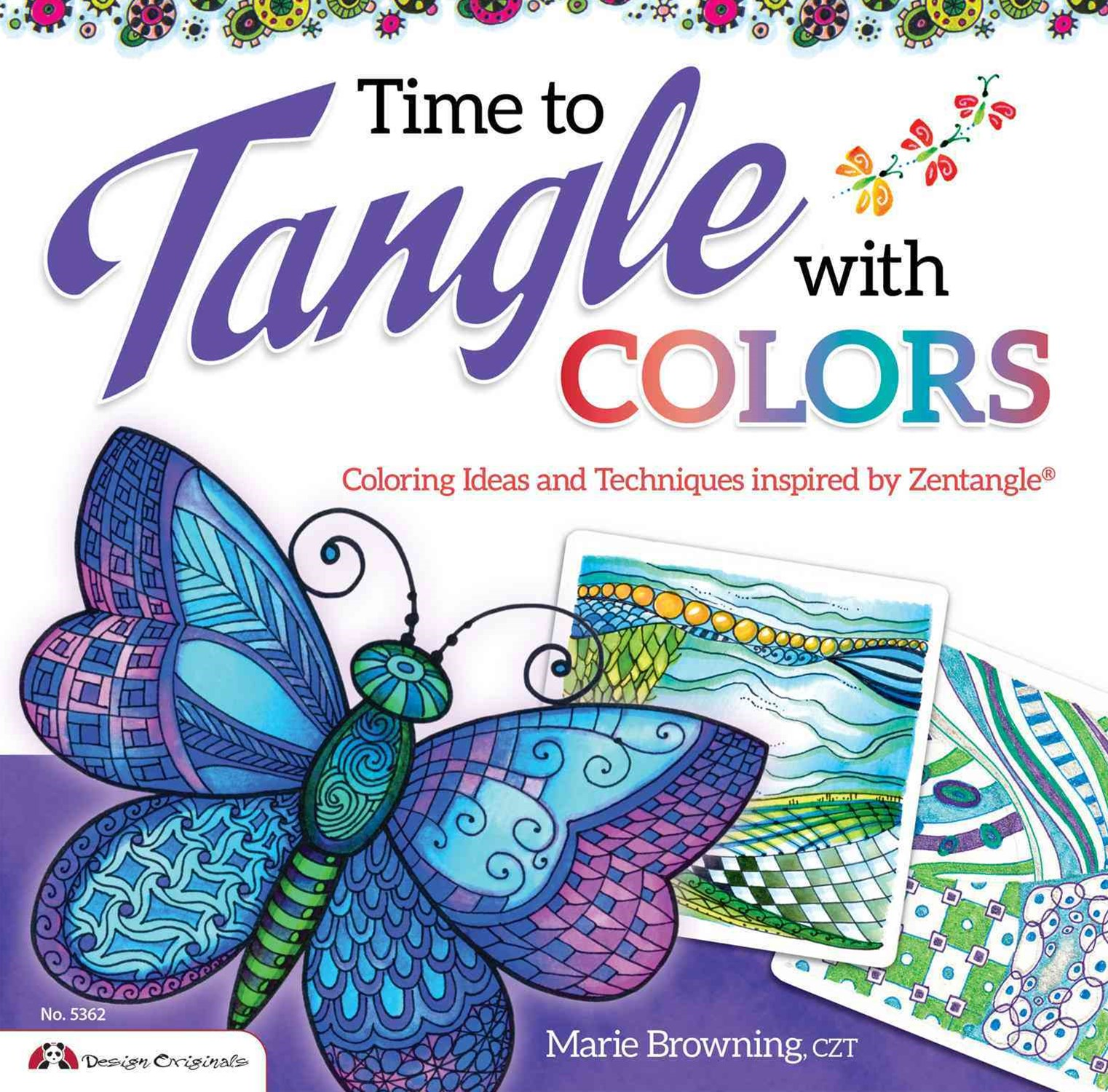 Time to Tangle with Colors