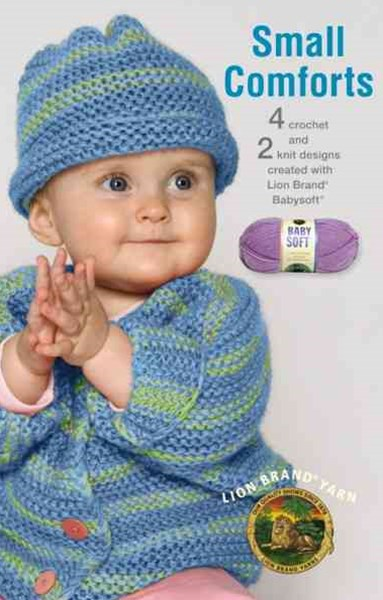 Small Comforts featuring Lion Brand Babysoft