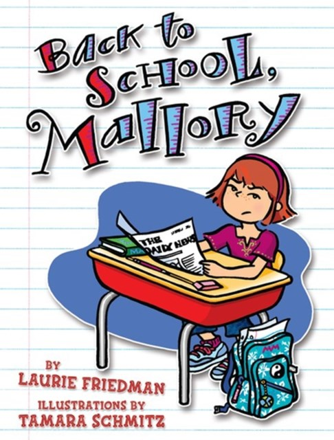 #02 Back to School, Mallory