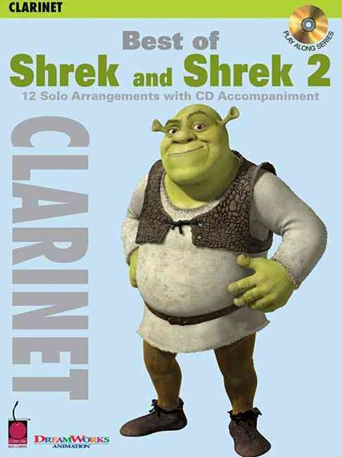 Shrek and Shrek 2 Clarinet
