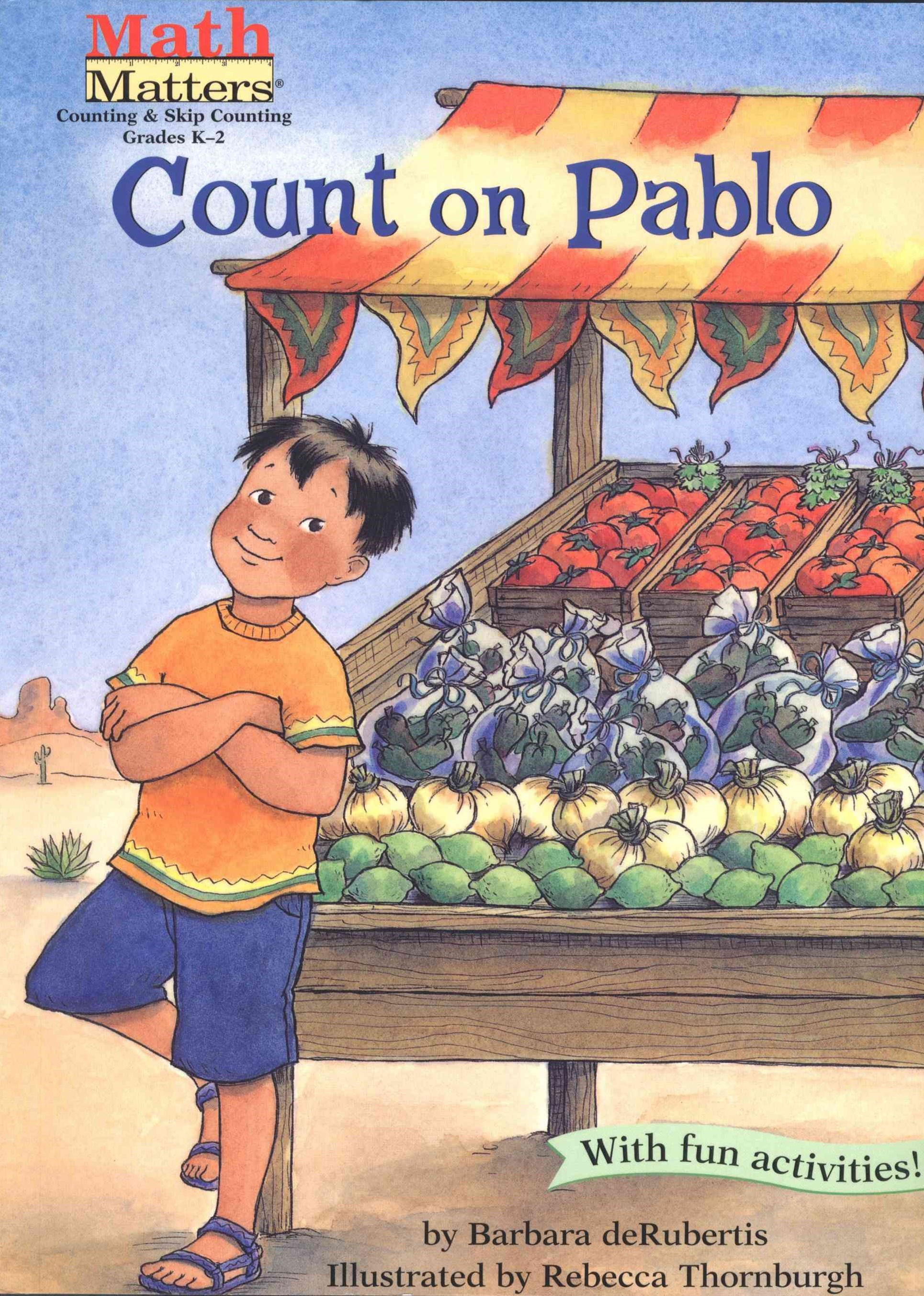Count on Pablo - PB Math Matters Skip Counting