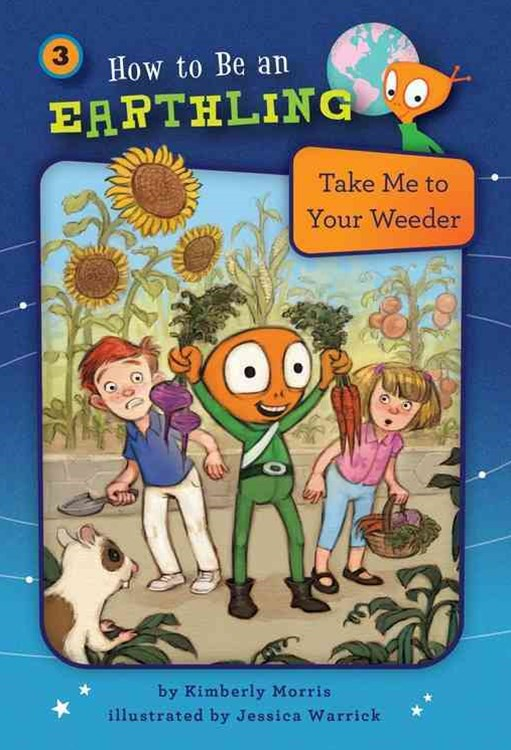 #03 Take Me To Your Weeder - Responsibility - How to Be an Earthling