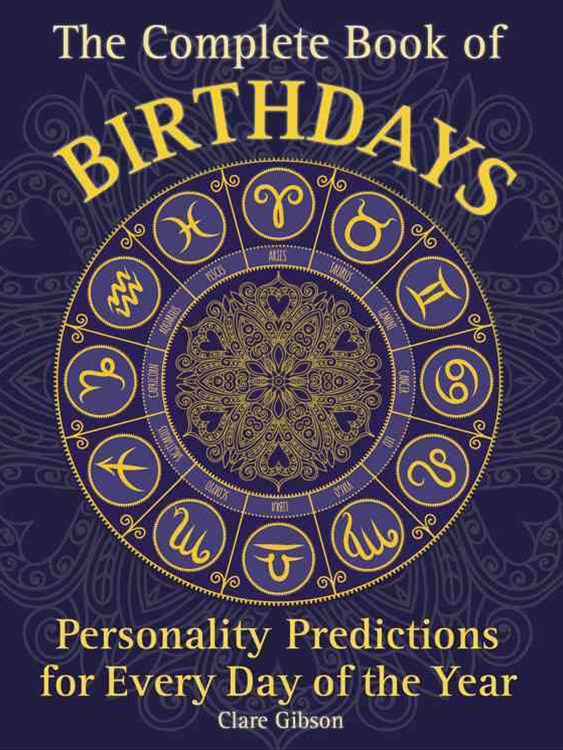 The Complete Book of Birthdays