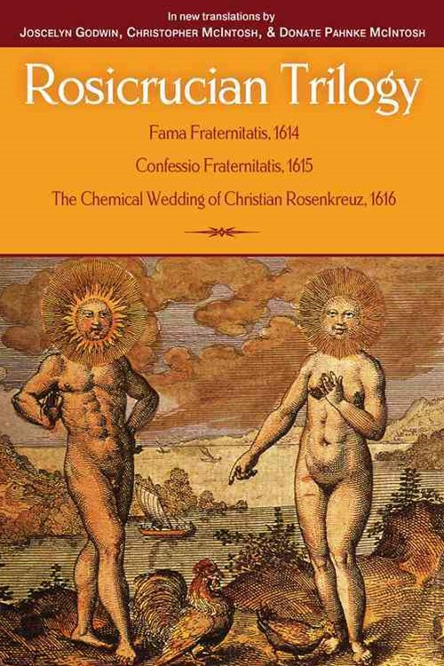 The Rosicrucian Trilogy