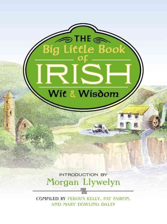 The Big Little Book of Irish Wit and Wisdom